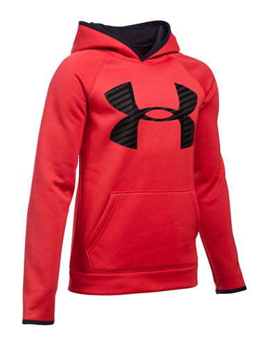 Under Armour Storm Armour Fleece Hoodie-RED-Large 88783723_RED_Large