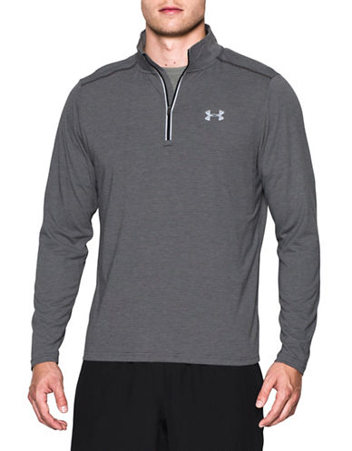 Under Armour Threadborne Streaker Pullover-GREY-X-Large 89098833_GREY_X-Large
