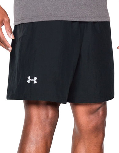 Under Armour Launch Run 2-in-1 Shorts-BLACK-Medium 88443744_BLACK_Medium