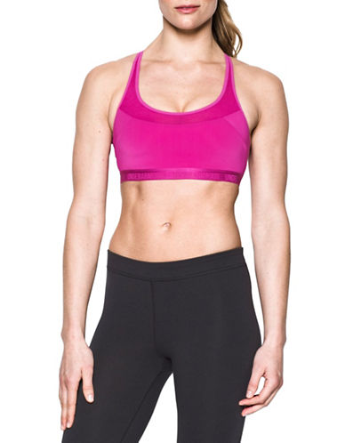 Under Armour Breathe Sports Bra-PINK-Medium 88546284_PINK_Medium