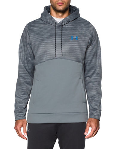 Under Armour Storm Armour Fleece Hoodie-GREY-X-Large 88767476_GREY_X-Large