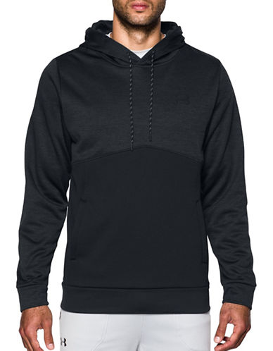Under Armour Storm Armour Fleece Twist Hoodie-BLACK-X-Large 88767481_BLACK_X-Large