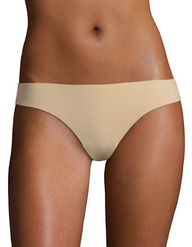 Under Armour Pure Stretch Thong-BROWN-Large 89666368_BROWN_Large