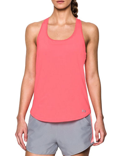 Under Armour Fly-By 2.0 Tank-PINK-X-Large 88511550_PINK_X-Large