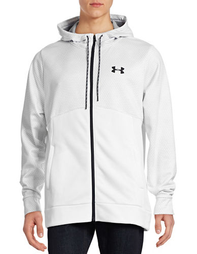Under Armour Icon Zip Hoodie-WHITE-Medium 88443684_WHITE_Medium