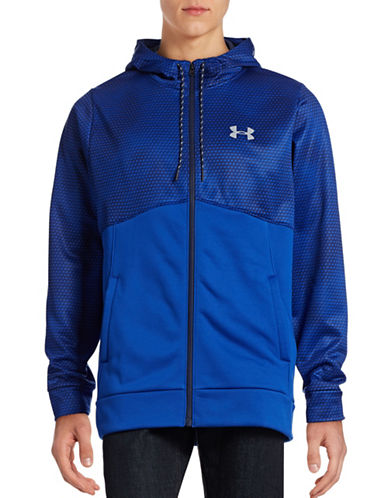 Under Armour Icon Zip Hoodie-ROYAL BLUE-Large 88443690_ROYAL BLUE_Large