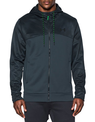 Under Armour Icon Zip Hoodie-STEEL GREY-Medium 88443679_STEEL GREY_Medium