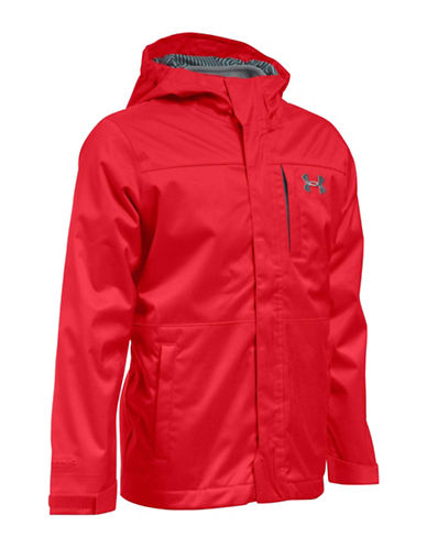 Under Armour Storm Wildwood 3-in-2 Jacket-RED-Small