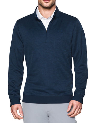 Under Armour Storm Half-Zip Sweater-BLUE-X-Small 89671373_BLUE_X-Small