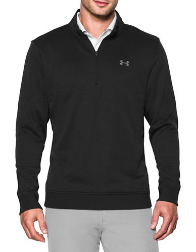 Under Armour Storm Half-Zip Sweater-BLACK-Medium 89671357_BLACK_Medium