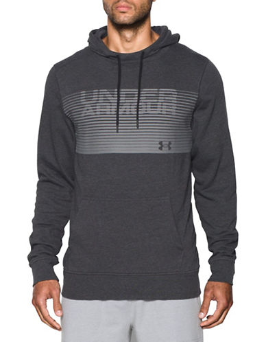 Under Armour Tri-Blend Fleece Graphic Hoodie-ASPHALT GREY-Large 88443828_ASPHALT GREY_Large