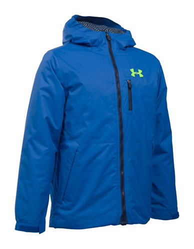 Under Armour ColdGear Reactor Yonders Jacket-BLUE-X-Large 88662268_BLUE_X-Large