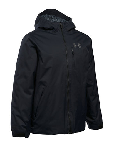 Under Armour ColdGear Reactor Yonders Jacket-BLACK-X-Large 88662264_BLACK_X-Large