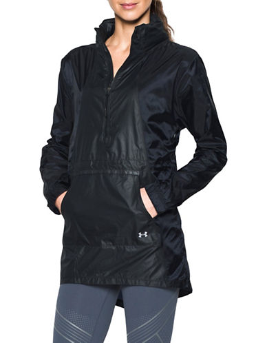 Under Armour Accelerate Half-Zip Hoodie-BLACK-Large 88840440_BLACK_Large