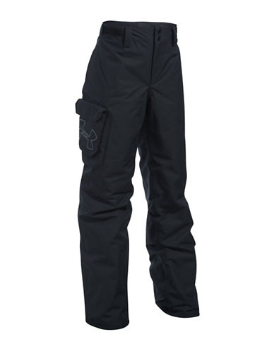 Under Armour ColdGear Infrared Pants-BLACK-Medium