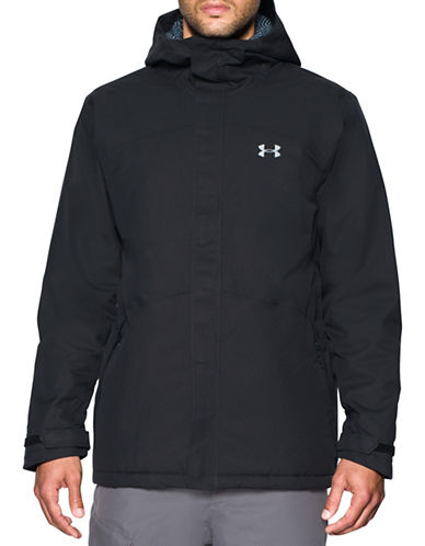 Under Armour Storm Powerline Insulated Jacket-BLACK-Medium 89602402_BLACK_Medium