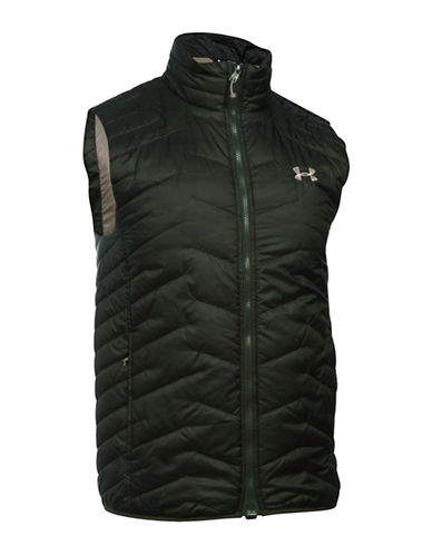 Under Armour Storm ColdGear Vest-GREEN-Small 88592963_GREEN_Small