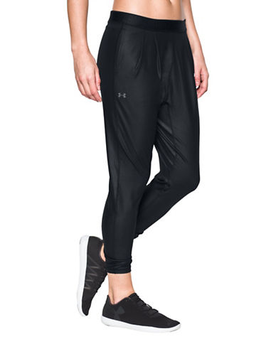 Under Armour City Hopper Harem Pants-BLACK-X-Large 88594097_BLACK_X-Large