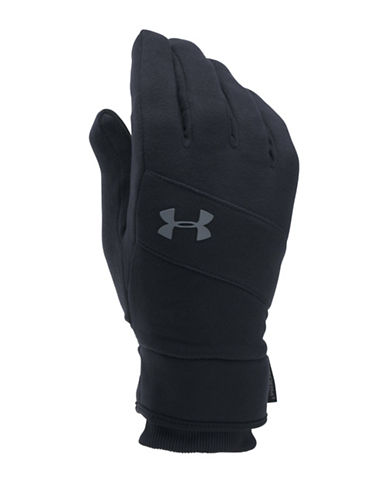 Under Armour Storm ColdGear Infrared Elements Gloves-BLACK-Large 88630784_BLACK_Large