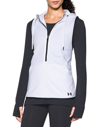 Under Armour Storm Armour Fleece Vest-WHITE-Medium 88675639_WHITE_Medium