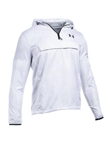 Under Armour Sportstyle Anorak Hoodie-WHITE-Small 88641888_WHITE_Small