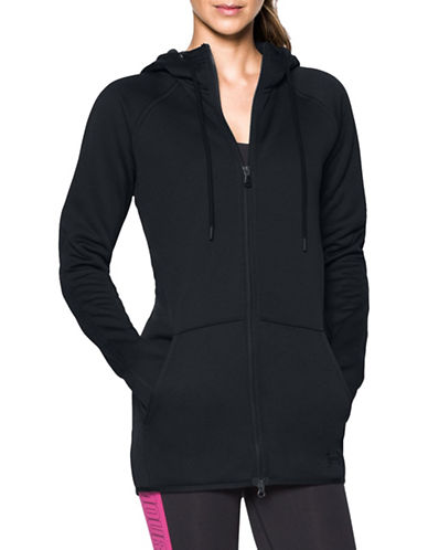 Under Armour Storm Fleece Hoodie-BLACK-X-Small 88799514_BLACK_X-Small
