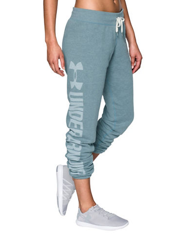 Under Armour Favourite Fleece Pants-NOVA TEAL-Large 88913246_NOVA TEAL_Large
