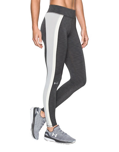 Under Armour UA ColdGear Leggings-CARBON HEATHER-X-Small 88724862_CARBON HEATHER_X-Small