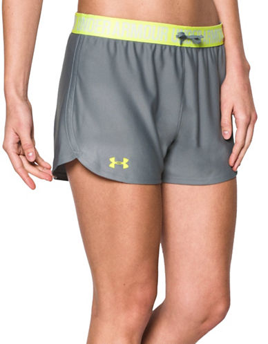 Under Armour Play Up Shorts-GREY-Large 88511534_GREY_Large