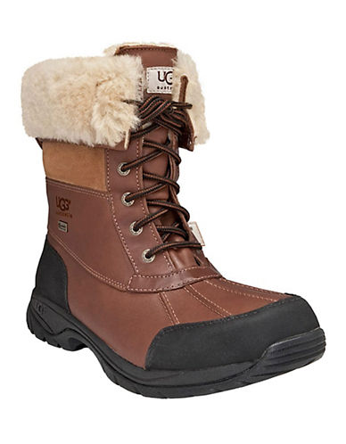 Ugg Butte Sheepskin-Lined Winter Boots-WORCHESTER-10