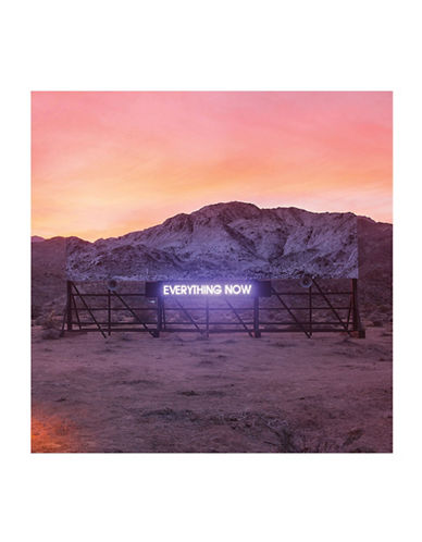 Vinyl Arcade Fire - Everything Now-BLACK-One Size