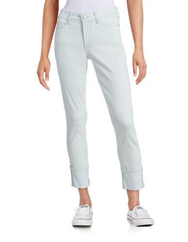 Nydj Lorene Slimming-Fit Boyfriend Jeans-BLUE-14 plus size,  plus size fashion plus size appare