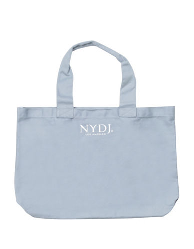 Nydj Peekaboo Signature Logo Tote Gift With Purchase-BLUE-One Size