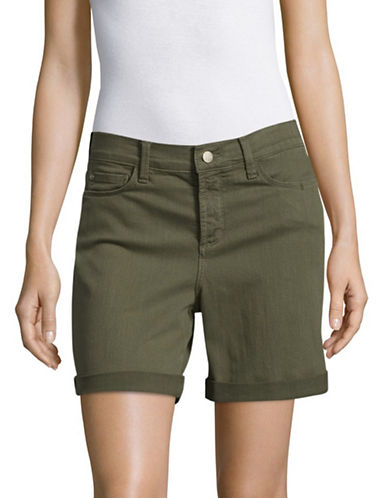 Nydj Avery Shorts-GREEN-2