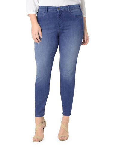 Nydj Plus Plus Plus Skinny Denim Leggings-NANTES-20W