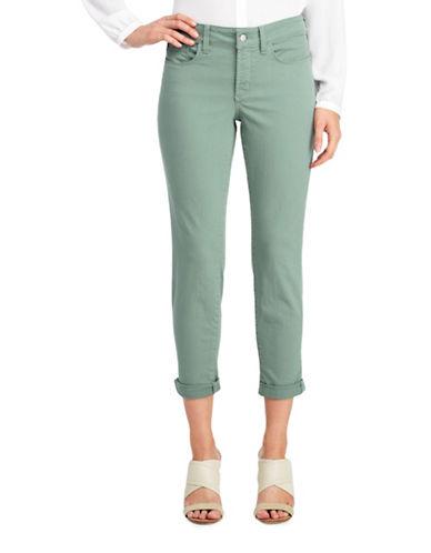 Nydj Plus Plus Alina Convertible Rolled Hem Jeans-CALYPSO-14W
