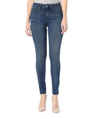 Nydj Ami Skinny-Fit Jeans-BLUE-2