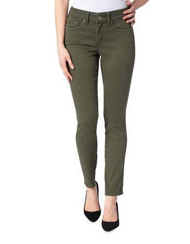 Nydj Ami Skinny Jeans-FATIGUE-8
