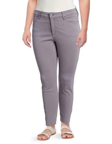 Nydj Plus Grandes tailles - Jean coupé à la cheville Alina 89849207