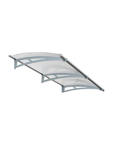 Palram Aquila 2050 Door Canopy-GREY-One Size