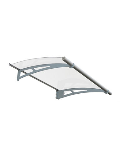 Palram Aquila 1500 Door Canopy-GREY-One Size
