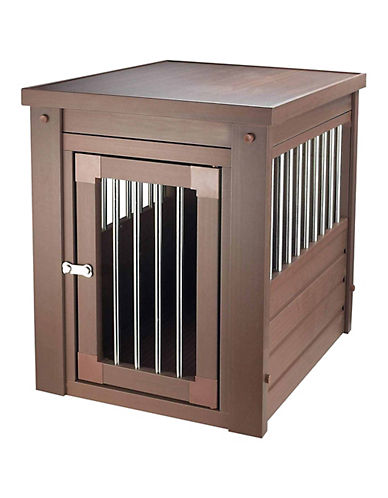 Ecoflex Crate with Spindles-BROWN-One Size