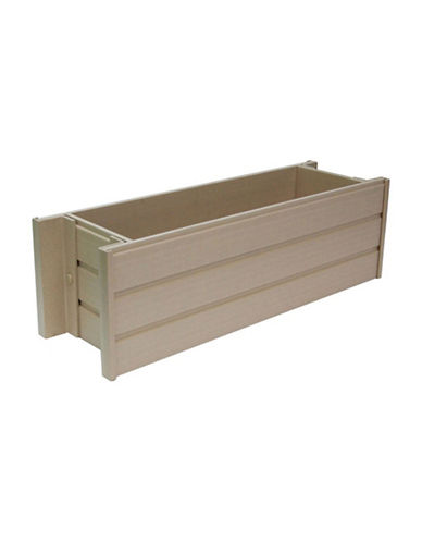 Ecoflex ecoFLEX Wide Window Box-GREY-One Size