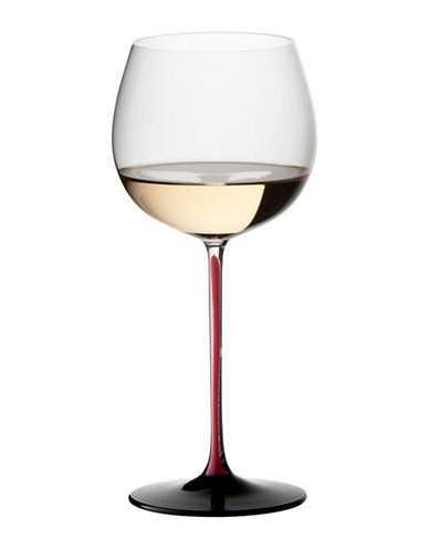 Riedel Sommeliers Black Tie Hermitage Crystal Wine Glass-CLEAR-One Size