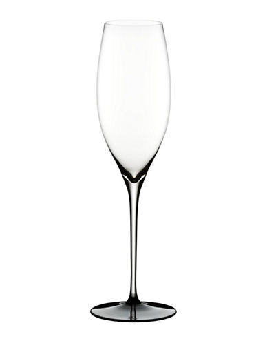 Riedel Sommeliers Black Tie Vintage Crystal Champagne Glass-CLEAR-One Size