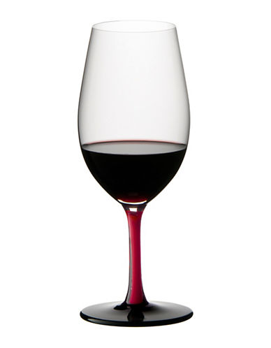 Riedel Sommeliers Black Series Collection Glass Wine Goblet-CLEAR-One Size
