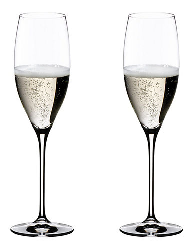 Riedel Vinum Cuvee Prestige - Set of 2-CLEAR-One Size