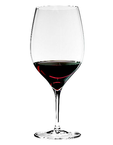 Riedel Grape Cabernet Merlot Set Of 2 Wine Glasses-CLEAR-One Size