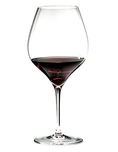 Riedel Grape Pinot Noir Set Of 2 Wine Glasses-CLEAR-One Size
