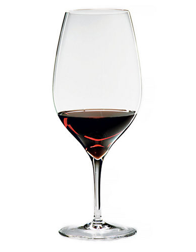 Riedel Grape Syrah Shiraz Set Of 2 Wine Glasses-CLEAR-One Size